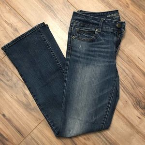 American Eagle Outfitters Bootcut Jeans Size 8